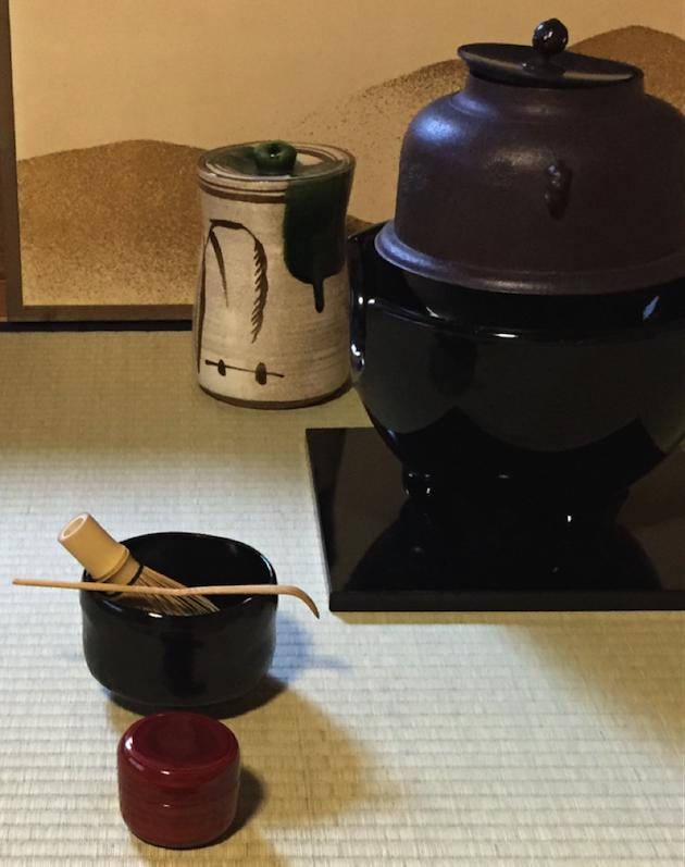 武士道・武道と茶道