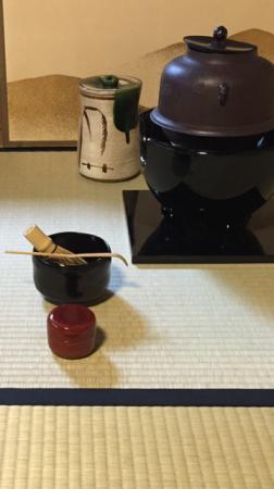 茶道(中置)