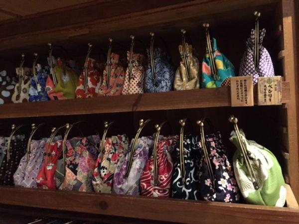 京都・上七軒 がま口のまつひろ商店