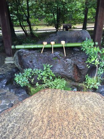 京都 安産の神様・わら天神と「うぶ餅」
