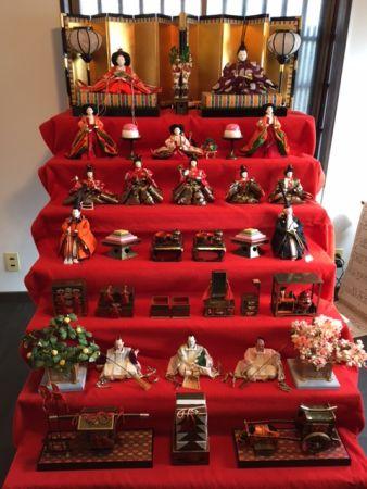 京都のひな祭とひな祭茶会@茶道体験古都 ~作法だけでなく、生活に季節感を取り入れるヒントを~