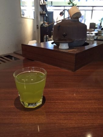 京都・烏丸三条 お茶とおいしいお料理 伊右衛門サロン