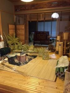 京都・油小路下長者町 横山竹材店 「和」の生活に欠かせない竹