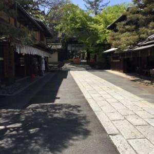今宮神社参道