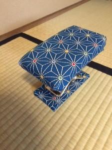 麻の葉 椅子.JPG