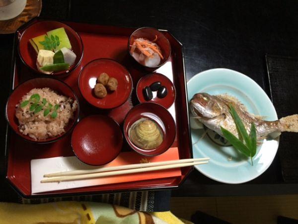 京都・山ばな お食い初め式ができる料亭 平八茶屋