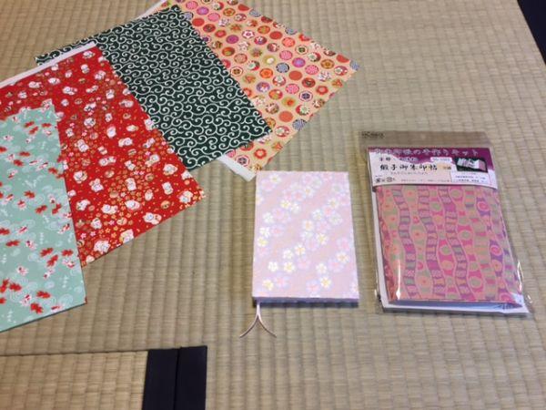 京都・西陣 御朱印帳製作キットがシニアと御朱印ガールに人気