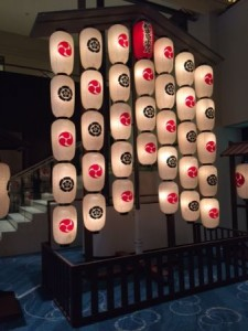 祇園祭 提灯