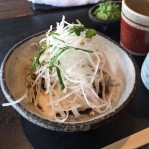嵐山よしむら 蕎麦豆腐