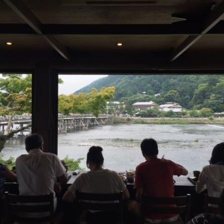 京都 嵐山よしむら 日本画家の愛した庵