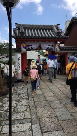 京都 五条坂陶器市と六道まいり この世とあの世の境界線へ