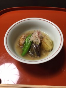 Japanese boiled meal