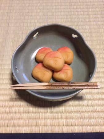 秋の和菓子 みのりの秋