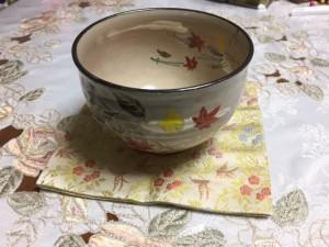 kobukusa-and-a-tea-bowl